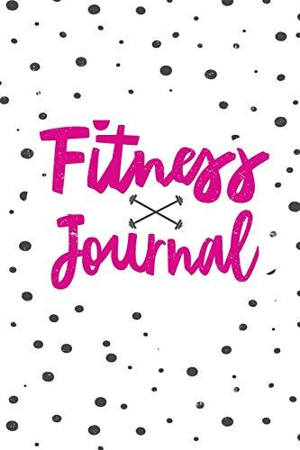 Fitness Journal: Blank Lined Gym Notebook: 22 por Dartan Creations