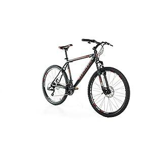 """41pwnsWG0sL. SS300 Moma Bikes, Bicicletta Mountainbike 26"""" BTT Shimano, Doppio Disco e Doppia Sospensione"""
