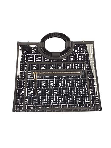 Fendi Damen 8Bh360a7s0f0ku Schwarz Andere Materialien Handtaschen - Fendi Schwarz Handtaschen