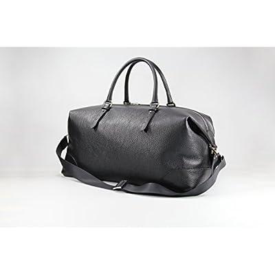 Borsa Icon - Nero - Fantinato Officine della pelle - handmade-bags