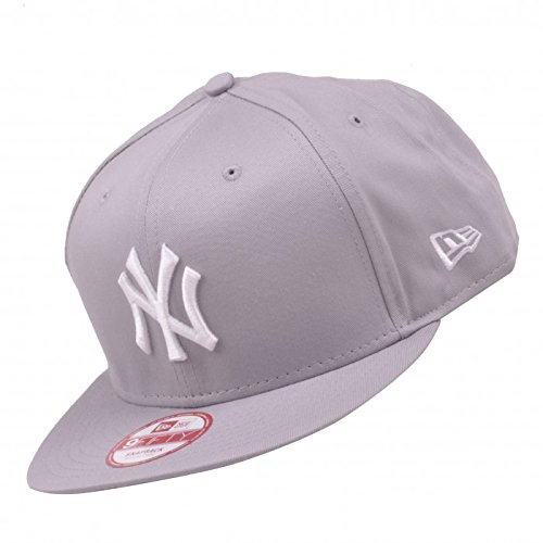 New Era 9Fifty Snapback Cap - BASIC New York Yankees gris