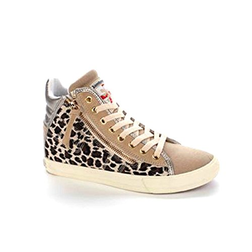 Sneakers Curzon Animal Leopard Beige