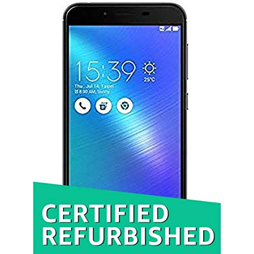 (Certified REFURBISHED) Asus Zenfone 3 Max ZC553KL (Grey, 32GB)