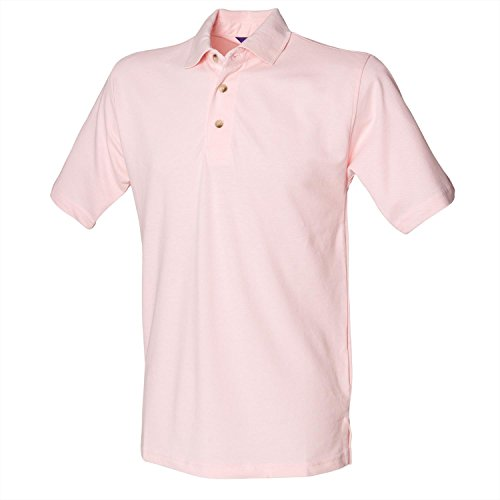 Henbury -  Polo  - Uomo Rosa