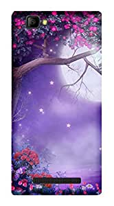 WOW Printed Designer Mobile Case Back Cover For LYF Wind 7