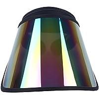 VORCOOL Protección UV Gorra de Visera Gorra de Visera para Senderismo Golf Tenis Pesca Exterior (Multicolor)