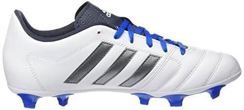 adidas Jungen Gloro 16.2 Fg Fußballschuhe Schwarz (Ftwbla / Nocmét / Azuuti)