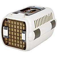 Productos para mascotas / Perros / Transportadoras JXLBB Caja Blanca del Gato Caja de Aire del