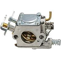 Mazur Carburatore per motori benzina ad alte prestazioni WT-89 WT891 Adatto per carburatore Partner350 Carburatore per carburatori C1U-W14 (argento) - Trova i prezzi più bassi