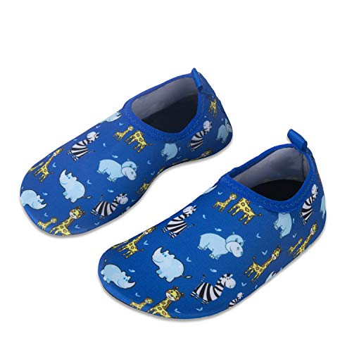 Kids Beach Swim Shoes Water Spor...