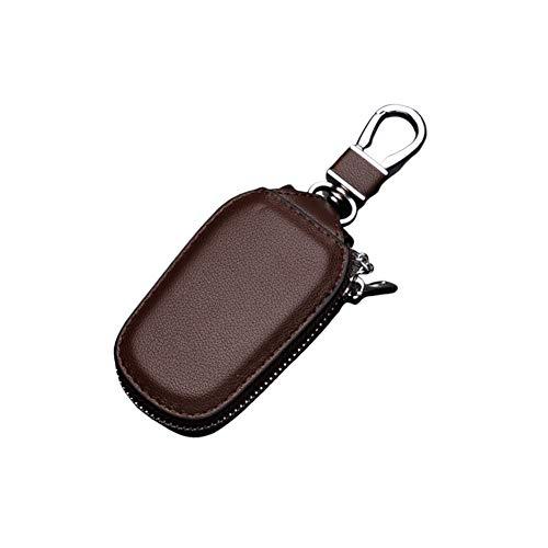 BeneU Autoschlüssel Signal Blocker Tasche, Multifunktions Leder Autoschlüssel Tasche PU Leder Ring Halter Abdeckung, Für Autoschlüssel Keyless Schlüssel Tasche Signal Blocking Pouch Schlüssel Fall -