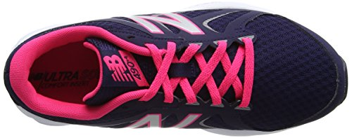 New Balance 490v4, Scarpe Sportive Indoor Donna Multicolore (Navy)