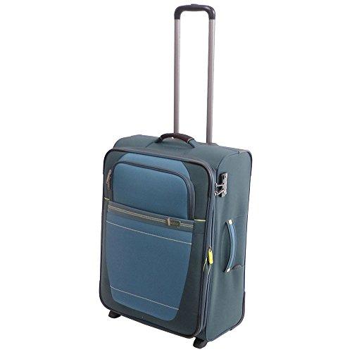 travelite-meteor-2w-trolley-m-erweiterbar-89408-22-koffer-63-cm-80-l-petrol