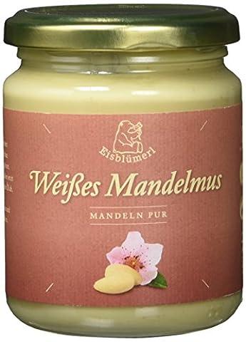 Eisblümerl Bio Weißes Mandelmus Mandeln pur, 250 g