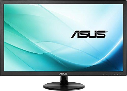 ASUS VP247TA 23.6 inch Monitor (FHD, 1920 x 1080, VA, DVI-D, D-Sub, Speakers, Flicker Free, Low Blue Light, TUV Certified)