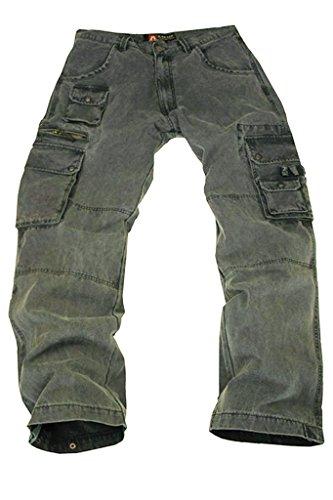 Kakadu Australia Cargo Pants Grau