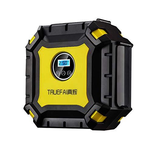 Tragbarer Luftkompressor 12V Inflator Mit Digitaler Anzeige Und Zeiger 22 Zylinder Für Autos
