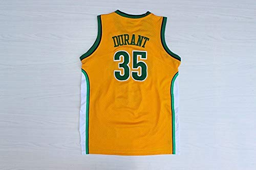 HS-WANG9 NBA Oklahoma City Thunder # 35 Kevin Durant