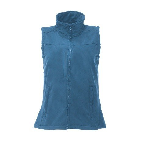 Regatta - Gilet softshell - Femme Bleu marine/Bleu marine