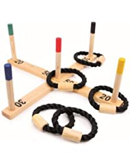 Large Rope Quoits / Hoopla