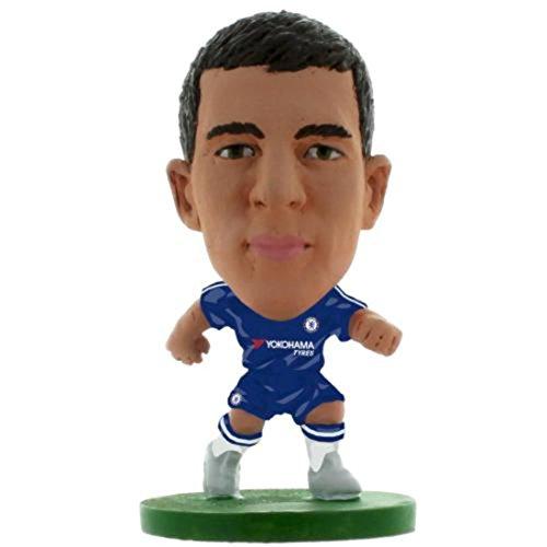 Preisvergleich Produktbild Soccer Starz soc133 – Chelsea Eden Hazard – Home Kit (2018 Version) / Figuren