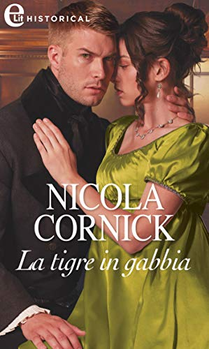 La tigre in gabbia (eLit) (Suffolk Vol. 1) di [Cornick, Nicola]