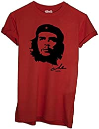T-Shirt Ernesto Cheguevara - Política By Mush Dress Your Style