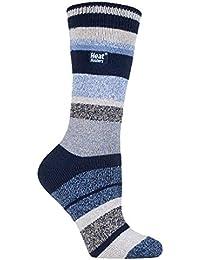 Heat Holders Lite - Mujer calientes calcetines térmicos finos invierno para frio en 5 colores, 37-42 Eu