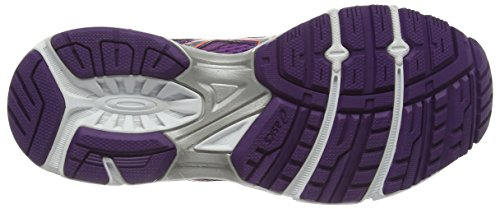 Asics Gel-trounce 3, Chaussures de Running Entrainement Femme Violet (grape/silver/plum 3693)