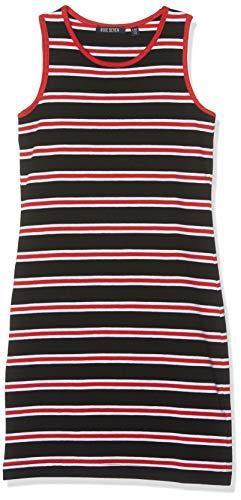 Blue Seven Mädchen, o. Arm Kleid, Rot 328, (Herstellergröße: 152)