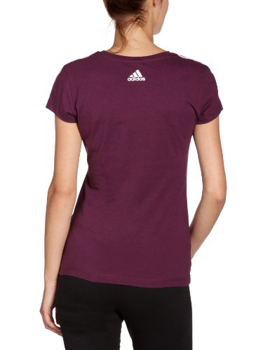 adidas U36134 FIFA T-Shirt pour femme Blanc Taille S Violet - Violet