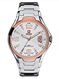 Swiss Military Hanowa Swiss Guard 06-5167.7.04.001.09 - Reloj de Pulsera para Hombre con Cristal de Zafiro y...