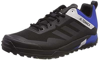 adidas Herren Terrex Trail Cross Sl Traillaufschuhe Schwarz (Negbas/Carbon/Belazu 000) 38 2/3 EU