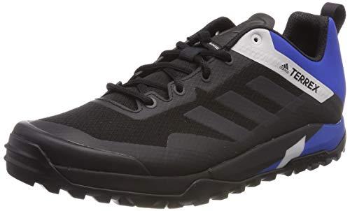 online retailer 9df26 ff3bf adidas Herren Terrex Trail Cross Sl Traillaufschuhe Schwarz  (Negbas Carbon Belazu 000)