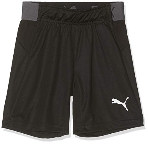 Shorts Jr Jogginghose, Black-Red Blast, 164 ()