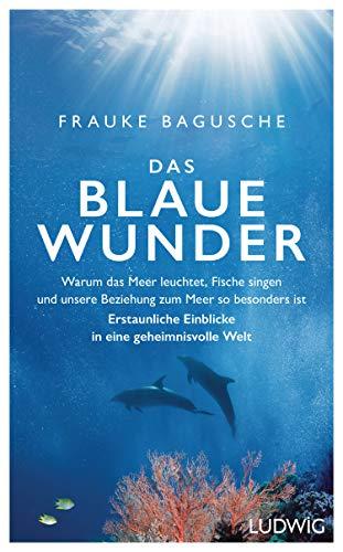 Buchseite und Rezensionen zu 'Das blaue Wunder' von Frauke Bagusche