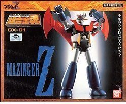 SOUL OF CHOGOKIN   MAZINGER Z TOY (JAPAN IMPORT)