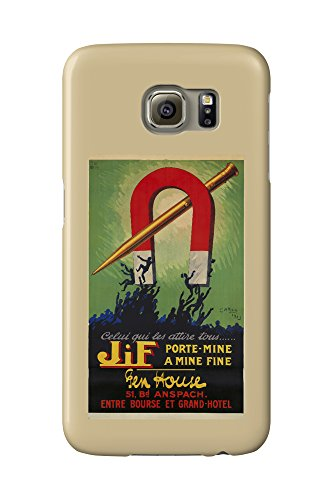 jif-vintage-poster-artist-carlu-france-c-1923-galaxy-s6-cell-phone-case-slim-barely-there