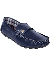 Latest Fashion Stylish Nob Synthetic Loafers & Moccasins Shoes Out Door Casual Foot Wear For Boy/Boys/Boy's/Men...