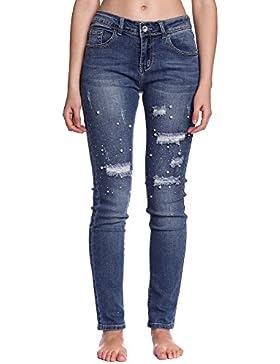 Abbino E-6545 Jeans Donne - 1