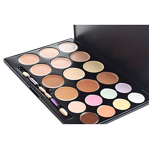 Pure Vie® 20 Couleurs Palette de Maquillage
