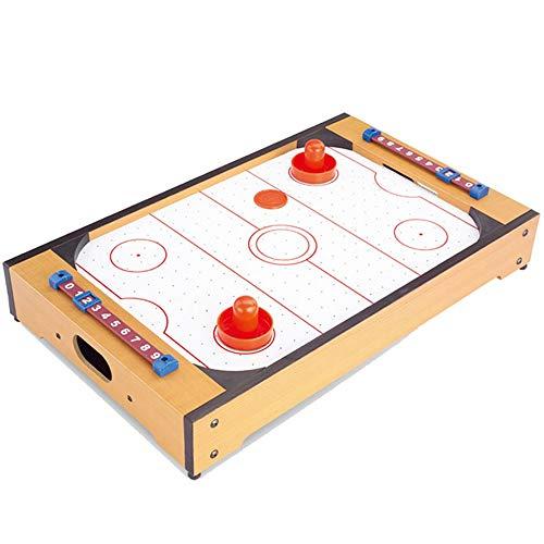EDED Beste Wahl Produkte 20in Großes Air Hockey Tisch for Spielzimmer, Büro w / 2 Pucks, 2 Pusher