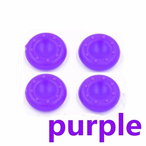4x Violett Controller Analog Thumbstick Grip Abdeckkappen für Sony PS3PS4Xbox One 360WII U - Zu Verkaufen 4 Playstation