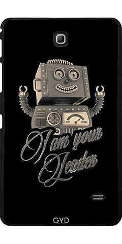 Coque pour Samsung Galaxy Tab 4 (7 pouces) - Je Suis Votre Robot Leader by Carsten Reisinger