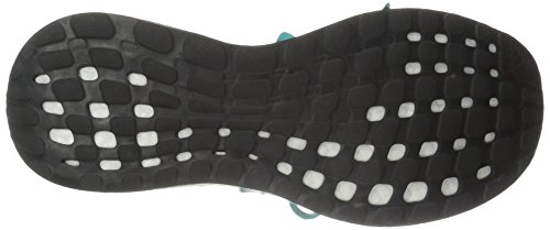 Adidas Performance pur Boost-X Laufschuh, schwarz / Schock grün / schwarz, 5.5 M Us Black/Shock Green/Black
