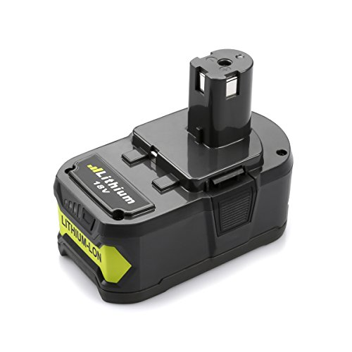 Preisvergleich Produktbild Energup 18V 4,0Ah RB18L40 Ersatz Akku für Ryobi ONE+ P104 P105 P102 P103 P107 P108 Rasentrimmer Heckenscheren Akkuschrauber