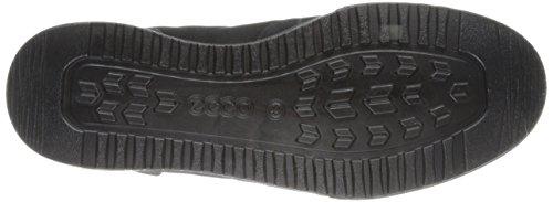 Ecco  ECCO FRASER, Baskets pour homme Marron Marron Noir - Schwarz (BLACK/BLACK 51707)