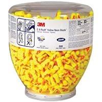 3M e-a-rsoft gelb neon regenfällen One Touch Spender Refill. (500Paar) preisvergleich bei billige-tabletten.eu