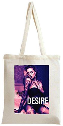 Arabella Drummond Edge Of Desire Tote Bag -