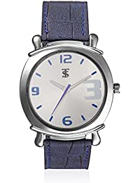 TSX Analog Watch With Leather Strap WATCH-015